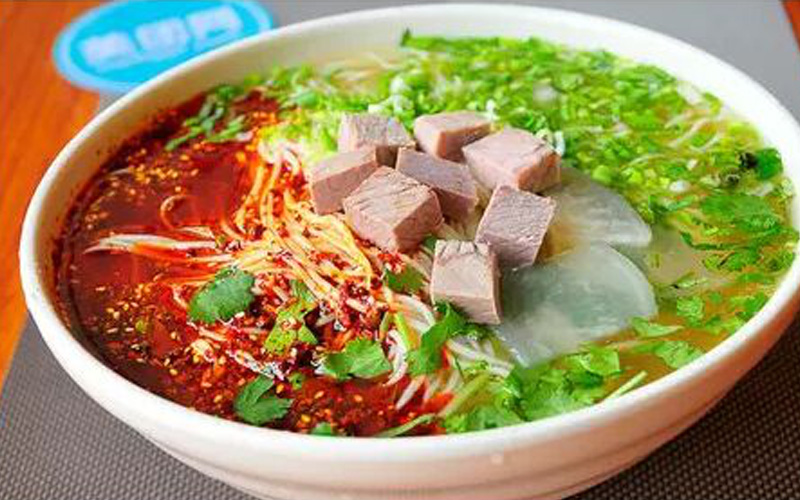 Kitchen solution: Lanzhou Beef Noodles Restaurant