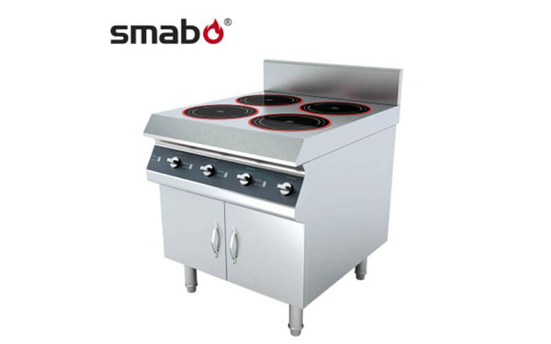 Advantages of commercial induction stoves