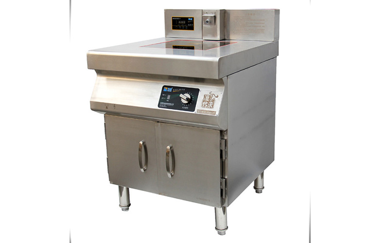 custom induction cooker: Man-niu-chuan-cheng restaurant